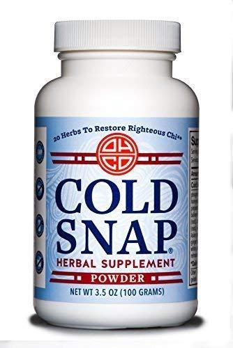 OHCO Oriental Herb Cold Snap Powder, 3.5 oz