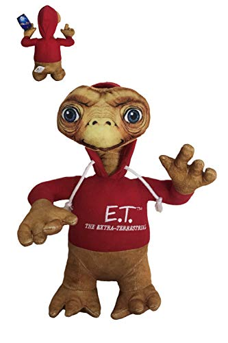 Plush Toy E.T. The Extra-Terrestrial Face-Printed 11