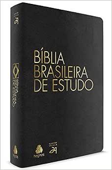 Bíblia brasileira de estudo : Preta