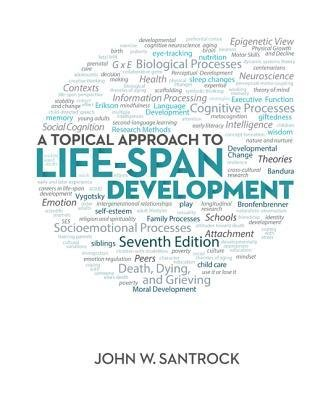 A Topical Approach to Life-Span Development(Hardback) - 2013 Edition -  McGraw-Hill Education - Europe