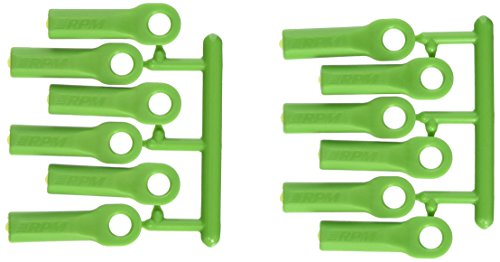 Rod Rpm (RPM Traxxas Long Rod Ends, Green)