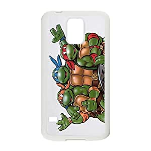 VOV Teenage Mutant Ninja Turtles Cell Phone Case for Samsung Galaxy S5