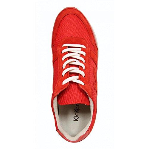 Chaussures 50 Femme Rouge Nielo Pour Sport De Kickers 490240 dpUxqvOwd
