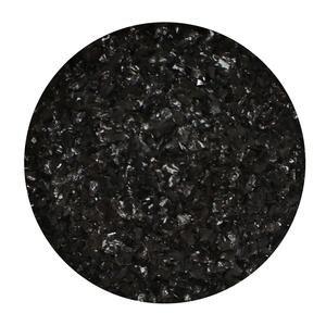 (Black Opal Medium Frit, 8.5 Oz - 96 Coe)