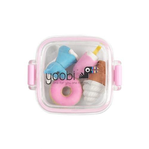 Yoobi 4 Pack Erasers by Yoobi (Image #2)