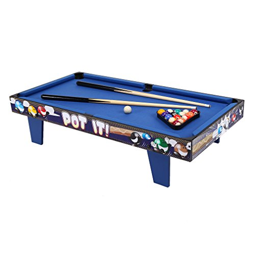 Buy Bargain Billiard Table, OUTAD 36 Inch Sharp Shooter Table Top Billiard Table