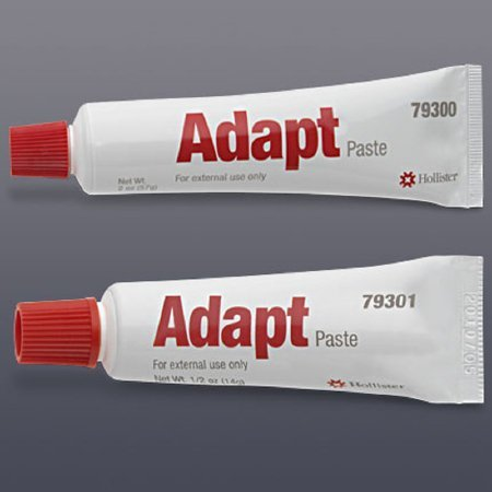 HOLLISTER Skin Barrier Paste Adapt 0.5 oz. Tube (#79301, Sold Per Box) by Adapt