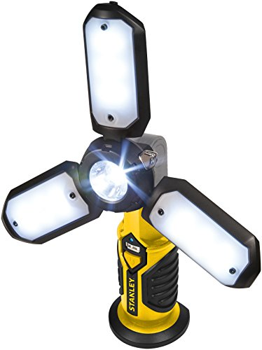 STANLEY SAT3S Rechargeable 400 Lumen LED Satellite Work Light USB Charger by STANLEY (Image #5)