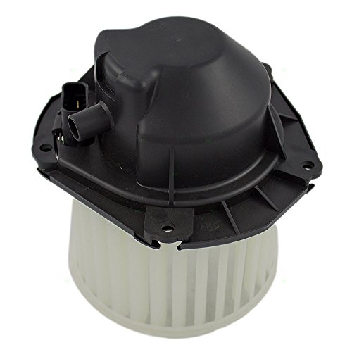 Blower Cooling Fan Motor Assembly Replacement for Buick Cadillac Oldsmobile Pontiac 88960337 3010081