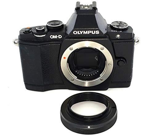 Micro 4/3 Short T-Ring (42mm) for Olympus and Panasonic Mirrorless Cameras