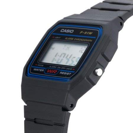 CASIO F91W-1 Casual Sport Watch