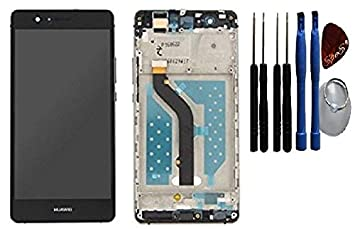 Huawei P9 Lite pantalla LCD Completo con marco en Negro + juego de herramientas de Spes®: Amazon.es: Electrónica