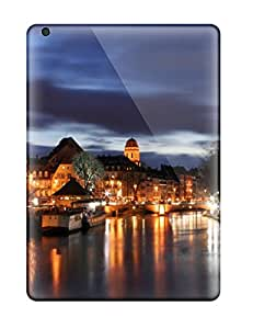 Holly M Denton Davis's Shop 4636262K64167397 Premium Protection Strasbourg Colors Case Cover For Ipad Air- Retail Packaging