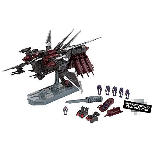 PlayMonster Snap Ships Scorpion K.L.A.W. Troop Dropper