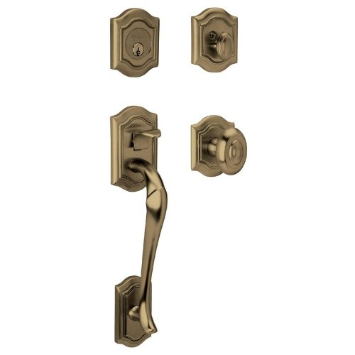 Baldwin Hardware 85327.050.ENTR Handle Set