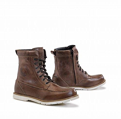 FORMA ( フォーマ ) ブーツ NAXOS BROWN 39 ( 25.0cm ) NAXOS B01EX4RSGC BROWN 39(25cm)