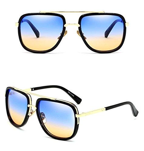Lunettes Lunettes De Trend Hommes Polarized Metal Vintage De Lovers Sunglasses Large Soleil Soleil Lunettes C16 Soleil Lunettes De Frames 5Fg8qwZ