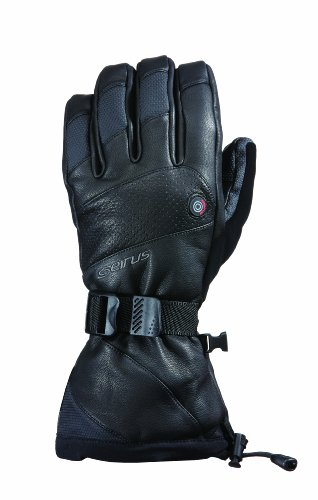 Seirus Innovation Heat Touch Inferno Glove, Black, Large (Hestra Heated Gloves compare prices)