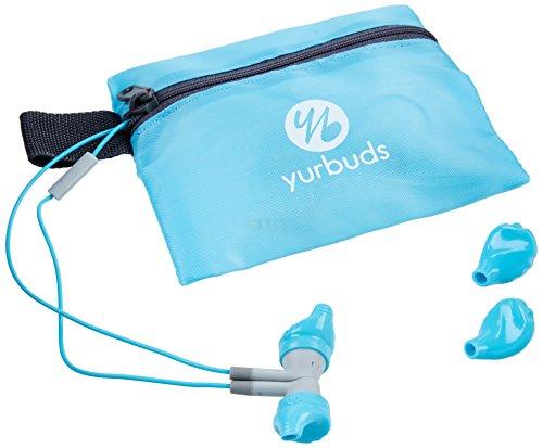 Yurbuds Inspire Fitness Headphones Aqua product image