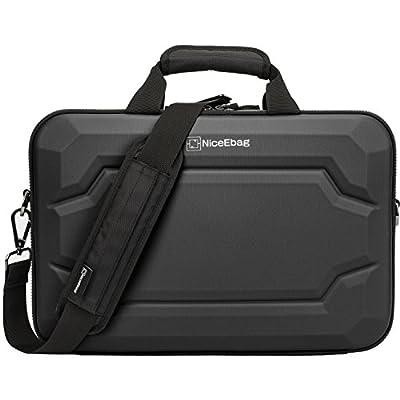 NiceEbag Laptop Briefcase Men Messenger Bag