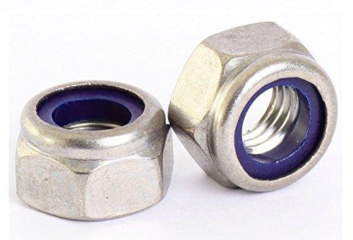 32 Aluminum Locknut - 1