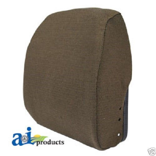 John Deere Personal Posture Brown Fabric Back Cushion for 30, 40, 50, 55, 60, 70, 00, 10 Series Cab Tractors #RJ by A&I