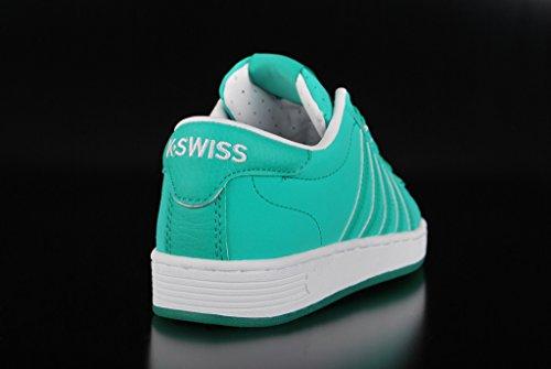 K-Swiss Hoke Snb Cmf - Zapatillas Mujer Pool Green White