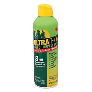 3M Ultrathon Insect Repellent, 6-Ounce Spray (SRA-6)
