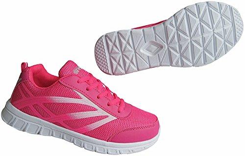 Damen Laufschuhe Turnschuhe Sport schuhe Sneaker nr.7956 peach blow