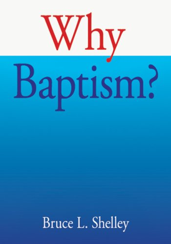 Why Baptism? (IVP Booklets)