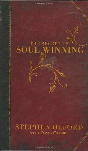 The Secret of Soul Winning