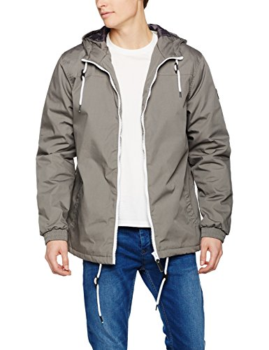 Gris Thang Castlerock Hombre 9486 Jacket Chaqueta Solid 5qawIOx