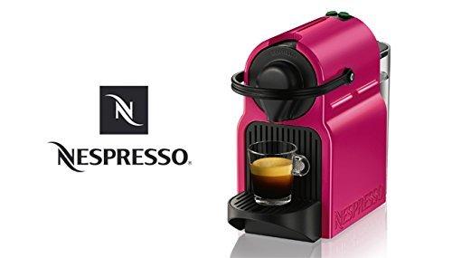 Turmix tx155 Inissia Fucsia Velvet de cápsulas de Nespresso ...