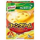 味の素 クノール カップコーンクリーム3食入箱