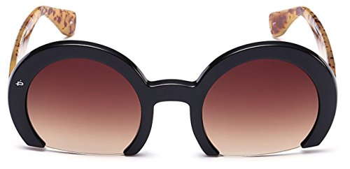 """PRIVÉ REVAUX """"The MILF"""" [Limited Edition] Handcrafted Designer Cut Off Sunglasses For Women - Milf Sunglasses"""