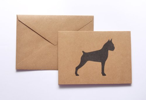 Boxer Stationery Note Card Set