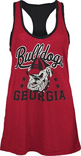 georgia bulldogs tank top - 1