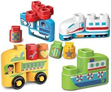 VTech Bla Bla Blocks 80-605704 juego educativo - Juegos educativos , color/modelo surtido: Amazon.es: Juguetes y juegos