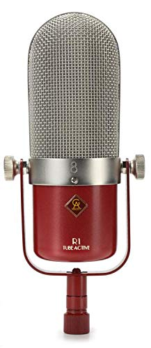 - Golden Age Project R1 Tube Active Active Ribbon Microphone
