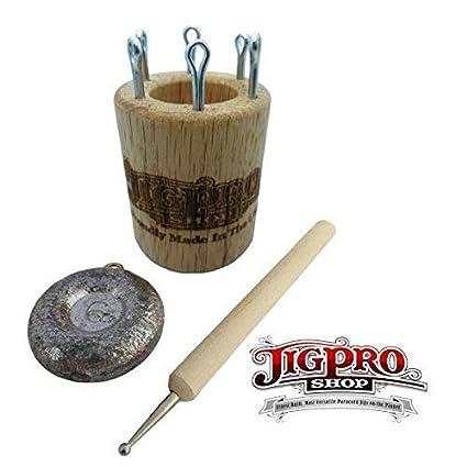 Oak, Large Double Sided Paracord Knitting Spool Kit