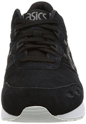 Mixte Basses lyte Adulte Asics Gel black Noir Sneakers qpTwx8f