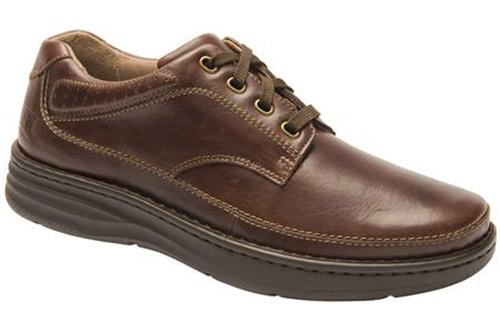 Drew Shoe Men's Toledo Oxfords,Brown,10 (Oxford Rocker)