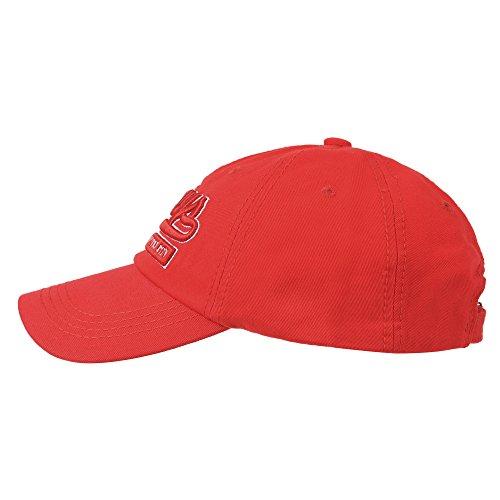 e13eb5f501f83 Lovely WITHMOONS Gorras de béisbol gorra de Trucker sombrero de Baseball  Cap Cotton Embroidery Always New