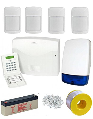 Con cable/sistema de alarma antirrobo Kit - Juego de difusor ...