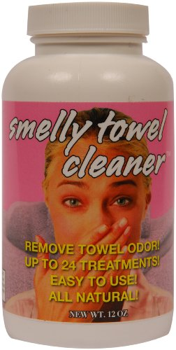 Smelly Towel Cleaner 24 Treatments