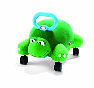 Amazon Com Little Tikes Pillow Racers Turtle Toys Amp Games
