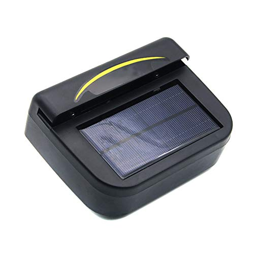 - Tenrry Eco-Friendly Solar Power Air Conditioner for Car Vent Cooler Cars Cooling Exhaust Fan