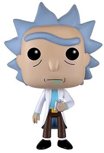 Funko Pop Animation: Rick and Morty - Rick Vinyl Figure Item