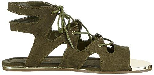 Ouvertes Bmoril Sandales 851 Khaki Blink Vert Grün Femme 7EFdRqxq