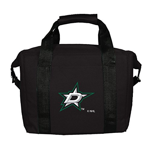 NHL Dallas Stars Soft Sided 12-Pack Cooler Bag by Kolder